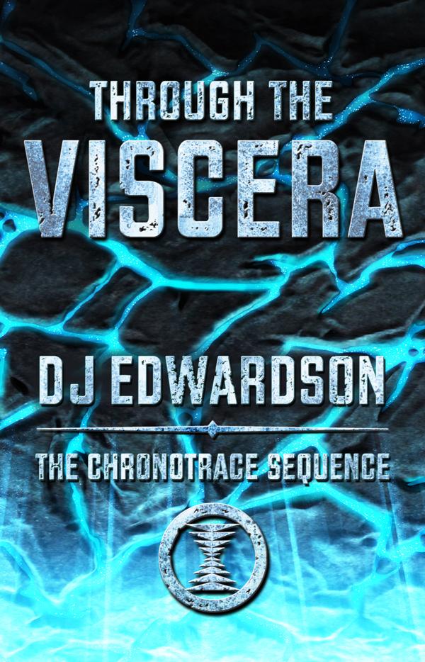 through the viscera